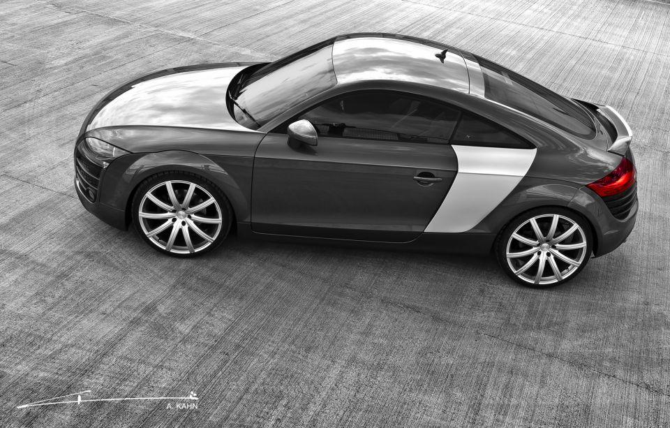 Project Kahn Audi TT
