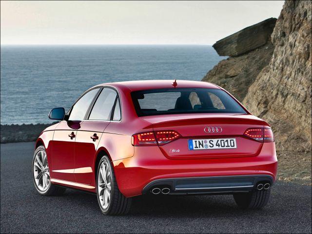 Audi B8 S4 - 1024x768
