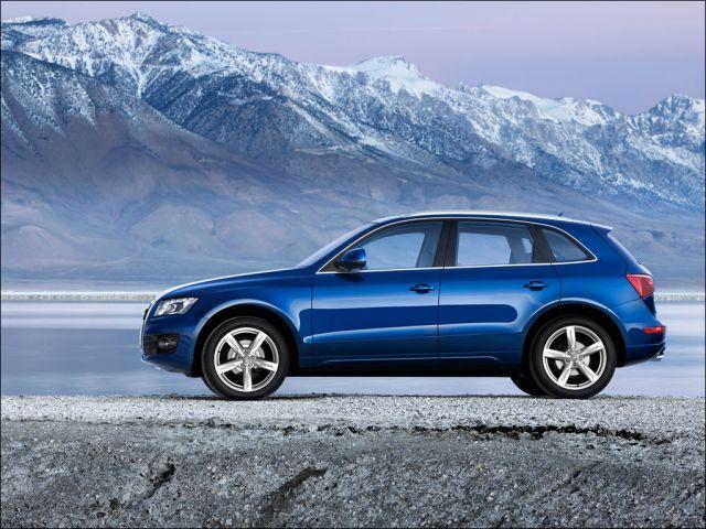 Audi Q5 - 1024x768