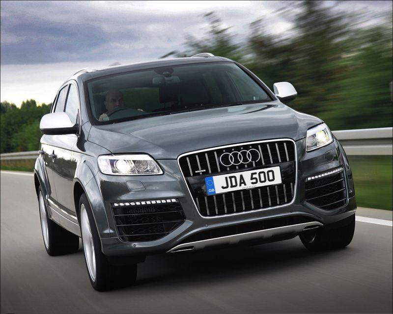 Audi Q7 V12 TDI - 1280x1024
