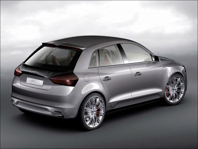 Audi A1 Sportback concept study - 1024x768