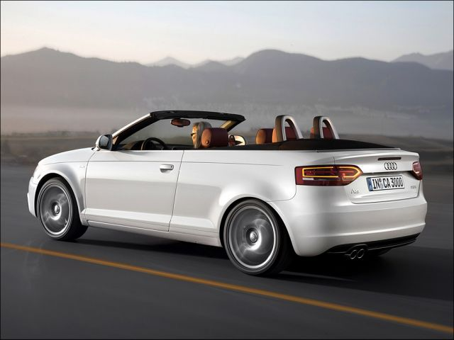 Audi A3 Cabriolet - 1024x768