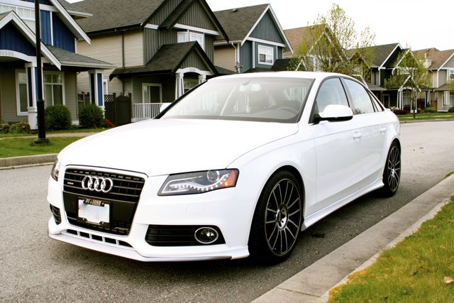 Audi A4 Body Kit Http Www Cardomain Com Ride 3871736 1998 Audi A4 ...