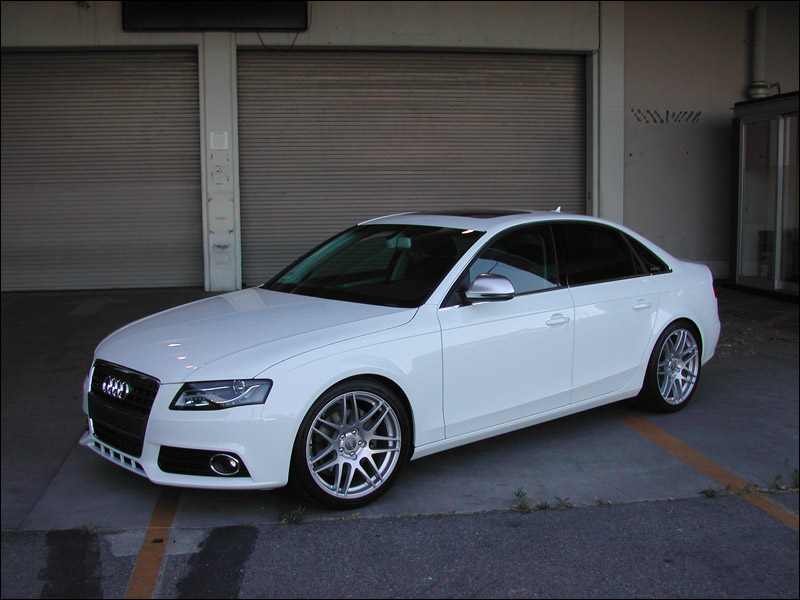Audi a4 forum usata 2008 s line package