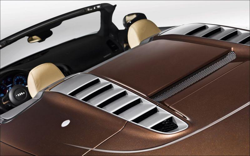 Audi R8 Spyder 5.2 FSI quattro - 1440x900