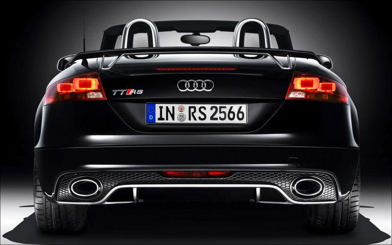 Audi TT RS Roadster - 1440x900