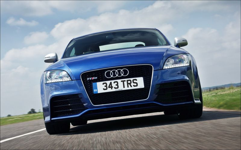 Audi TT RS Coupe - 1680x1050