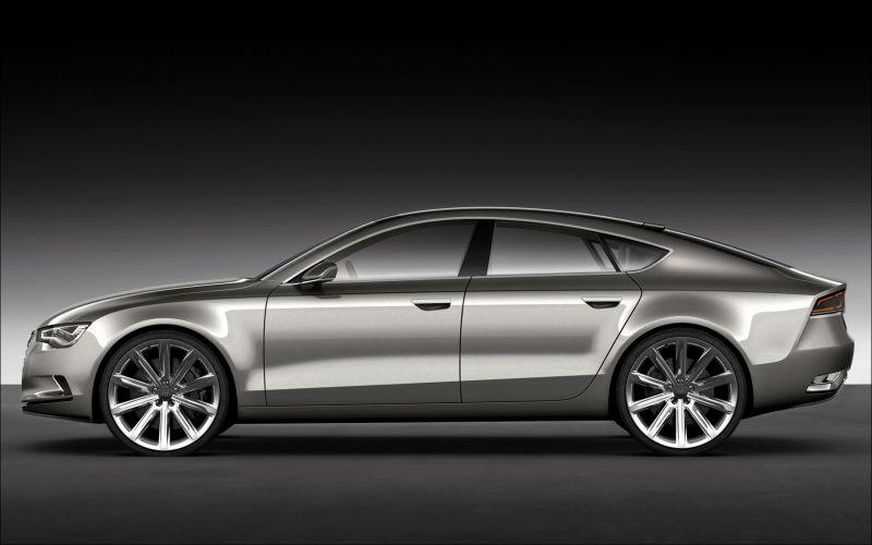 Audi Sportback concept - 1680x1050
