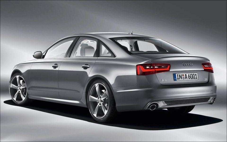 Audi A6 S line Sedan - 1440x900