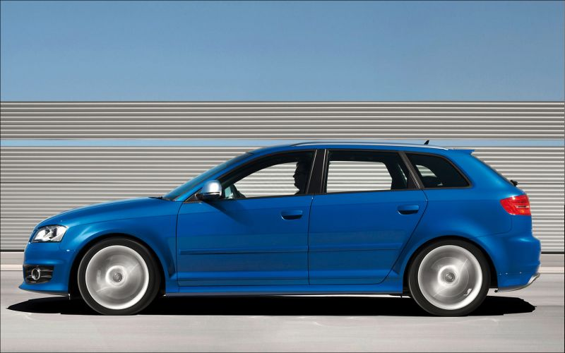 Audi S3 Sportback - 1680x1050