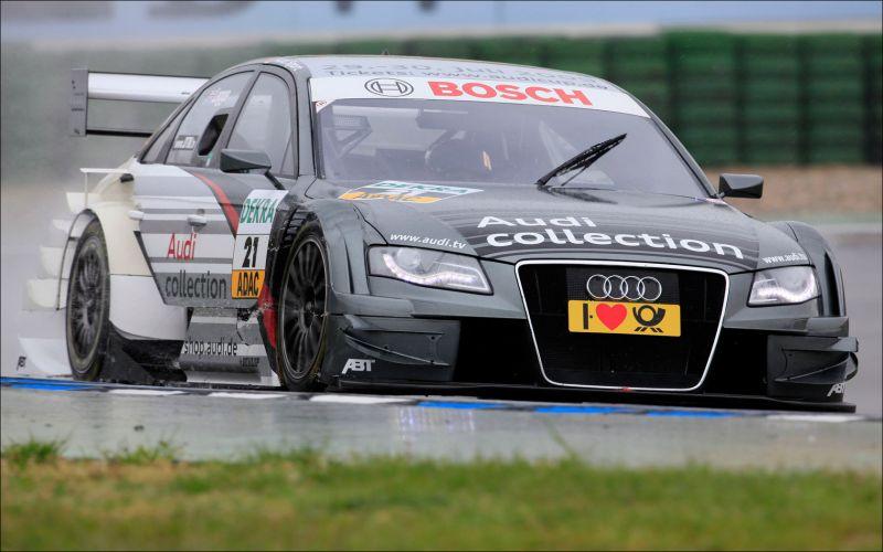 Audi Collection A4 DTM #21 Car - 1680x1050