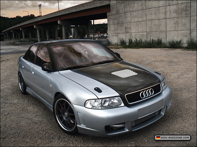 Silver Cars With Black Hoods Page 3 Audiforums Com