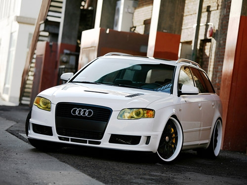 March '08 Featured AZ'er: 1sicknickel's 2007 A4 2.0T Avant
