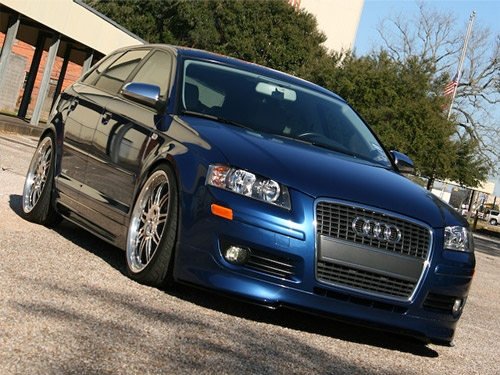 April '08 Featured AZ'er: whizbang18T's 2006 A3 2.0T Sportback