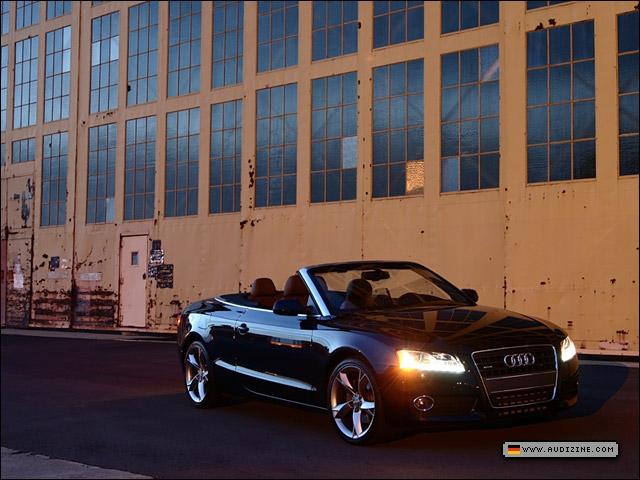 Audi A5 2.0T quattro Cabriolet