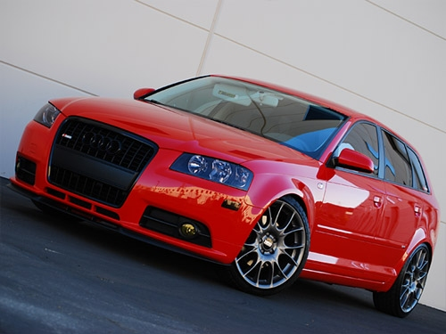 July '08 Featured AZ'er: ultimatetaba8's 2007 A3 Sportback