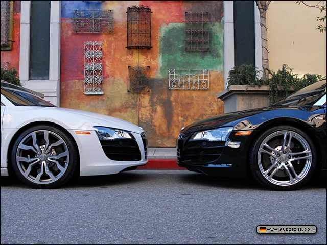 Thread Audizine Review The Audi R8 V10 Coupe Vs Spyder With Video