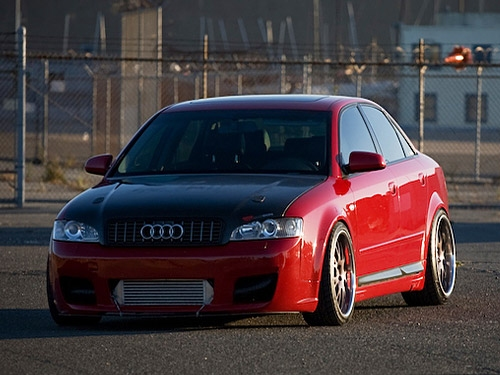 September '08 Featured AZ'er: RAVI's 2002 A4 sedan