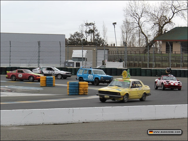 Audi Style Racing at LeMons Sears Pointless - by Nick Roshon