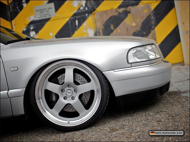 Vwvortexcom Feature Car Adam Woodhams Bagged D2 Audi S8