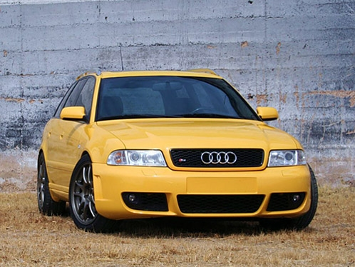 March '09 Featured AZ'er: bryzf1's 2001 S4 Avant