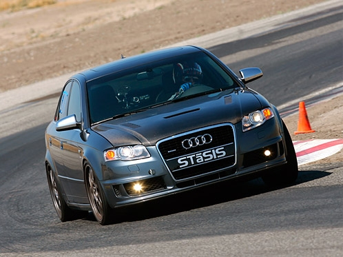 May '09 Featured AZ'er: S4DTM's 2007 S4 sedan