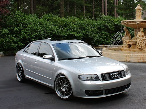 July '09 Featured AZ'er: vinny.dtw's 2004 A4 sedan