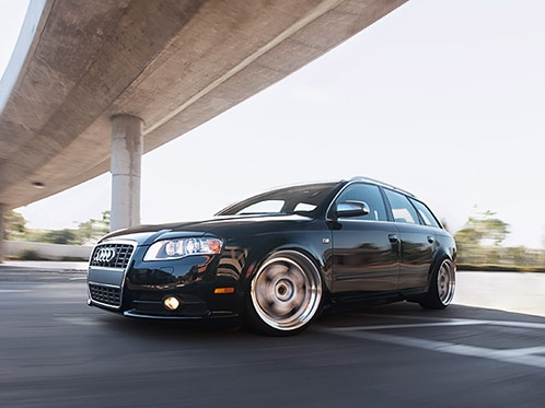 August '09 Featured AZ'er: Todeshandler's 2008 S4 Avant