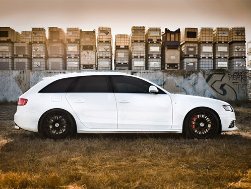 September '09 Featured AZ'er: PESAPC's 2009 A4 Avant