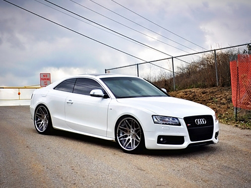 December 2010 Featured AZ'er: 1SickS5's 2009 S5 Coupe