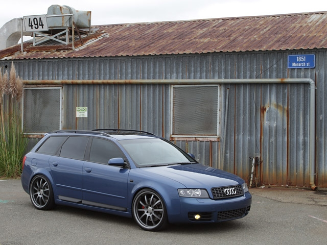 March 2011 Featured AZ'er: AvanTTix's 2003 A4 Avant