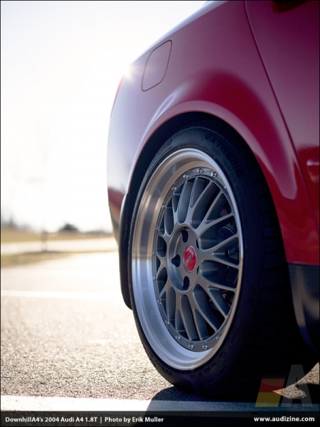 For Sale: Sonic Tuning ST8 LM Replica 18x8.5 w/ Conti DW 225/40/18