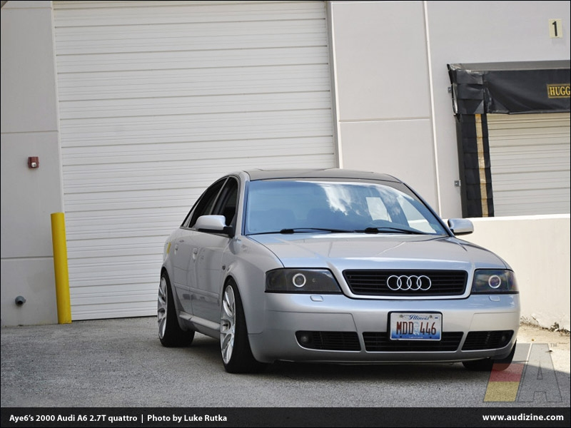 June 2012 Featured AZ'er: Aye6's 2000 A6 2.7T quattro