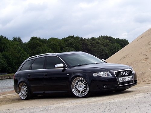 December '07 Featured AZ'er: TDI's 2007 A4 1.9 TDI Avant