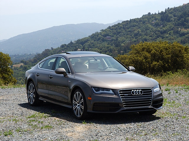 Technology, luxury, and sexiness combine like never before in Audi's A7