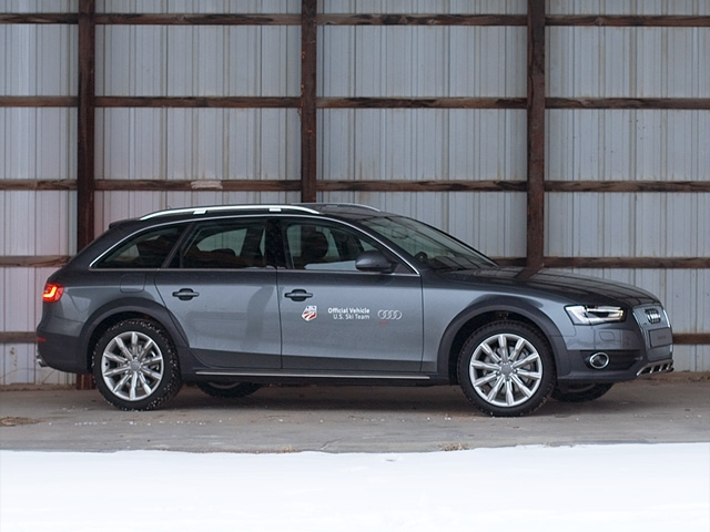 Model Review: 2013 Audi allroad quattro 2.0T