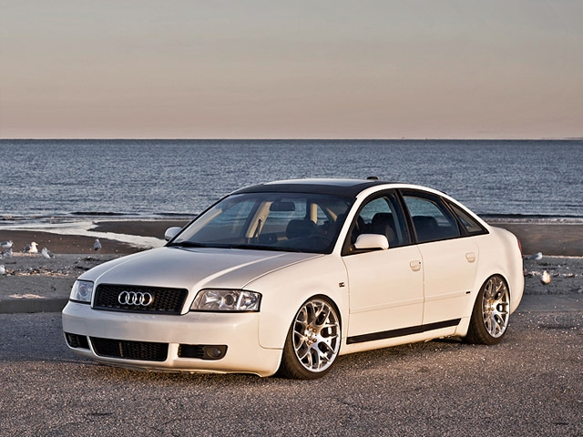 December 2011 Featured AZ'er: Vinchenzo51's 2004 A6