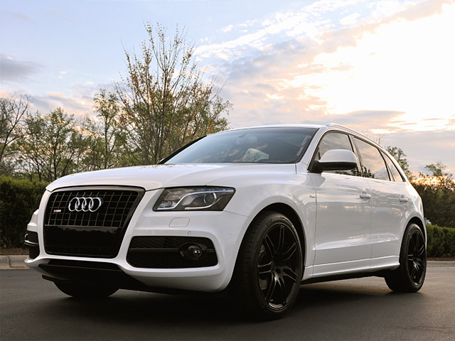 April 2012 Featured AZ'er: JOS4AUDI's 2011 Q5 3.2 V6