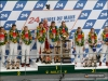 2010 Le Mans: The winners rostrum - Audi AG