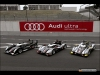 Audi R18 TDI #1, #2, and #3 cars - Audi AG