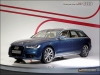 The Audi A6 Avant Press Unveiling - Audi AG