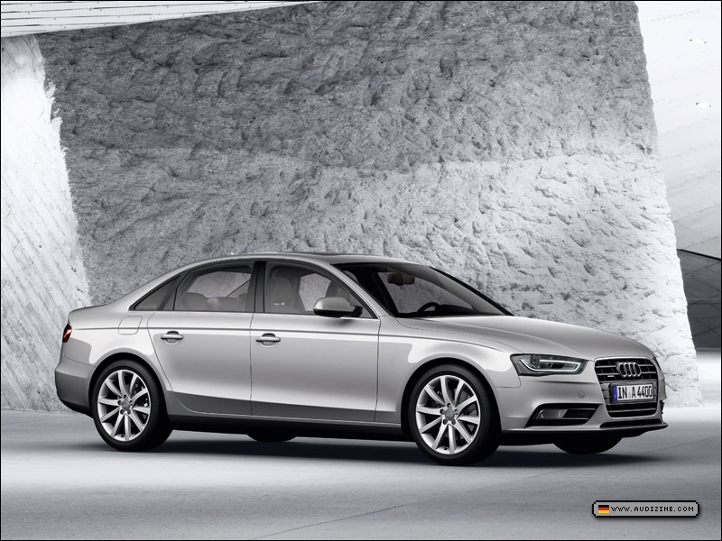 The 2013 Audi A4 - AUDI AG