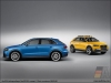 Audi Q3 jinlong yufeng and RS Q3 concept - AUDI AG