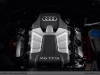 The Audi Q5 engine compartment - AUDI AG