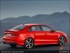 The Audi RS 3 Sedan, Catalunya Red - AUDI AG