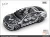 The Audi A7, Illustration - AUDI AG