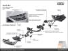 The Audi A7, Matrix LED headlight - AUDI AG