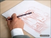 Wolfgang Egger drawing future race cars - Audi AG