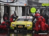 The Schaeffler Audi A4 DTM on the Norisring - Audi AG