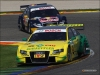 The Audi A4 DTM cars in Valencia Spain - Audi AG